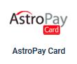 astro pay card